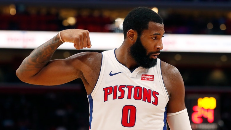 Drummond, Pistons cruise past Cavaliers 113-102