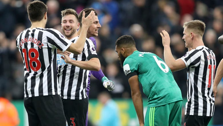Newcastle finally wins in EPL at Watford's expense