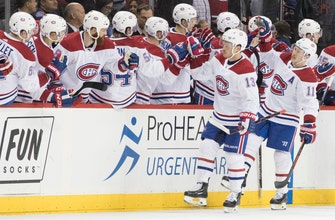 Armia lifts Canadiens past Islanders 4-3 in shootout