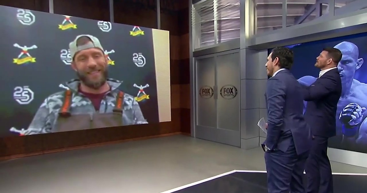 Donald Cerrone talks Mike Perry and more | INTERVIEW | UFC TONIGHT