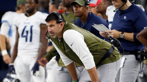 <p>               FILE - In this Monday, Nov. 5, 2018, file photo, Tennessee Titans head coach Mike Vrabel watches play against the Dallas Cowboys during the second half of an NFL football game in Arlington, Texas. The three-game skid is over, and the Tennessee Titans now face a quick turnaround before hosting the New England Patriots in Vrabel's first chance to coach against his former coach, Bill Belichick. (AP Photo/Michael Ainsworth, File)             </p>