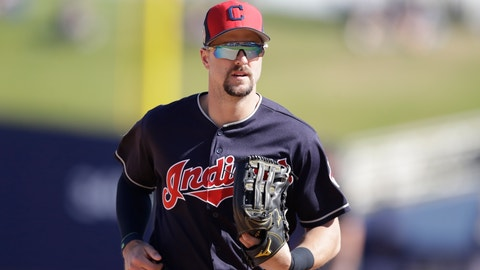 <p>               FILE - In this Feb. 26, 2018, file photo, Cleveland Indians outfielder Lonnie Chisenhall runs to the dugout during a spring training baseball game against the Milwaukee Brewers in Maryvale, Ariz. Chisenhall has agreed to a $2.75 million, one-year contract with the Pittsburgh Pirates, leaving the Indians after eight seasons. (AP Photo/Carlos Osorio, File)             </p>