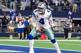 Whitlock and Wiley discuss whether Dak Prescott has added pressure ahead of Thursday Night Football