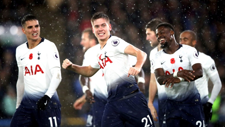 Tottenham scrapes to another win in English Premier League