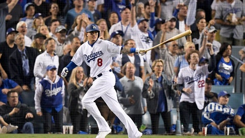 <p>               FILE - In this Oct. 26, 2018, file photo, Los Angeles Dodgers' Manny Machado watches his single against the Boston Red Sox during the sixth inning in Game 3 of the baseball World Series in Los Angeles. Andrew Friedman knew he was getting a player who didn't hustle all the time when he traded for Machado. Still, the Dodgers' president of baseball operations was willing to acquire the four-time All-Star infielder because his good points outweighed the bad. (AP Photo/Mark J. Terrill, File)             </p>