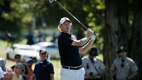 <p>               FILE - In this Oct. 7, 2018, file photo, Brandt Snedeker follows his shot from off the third fairway of the Silverado Resort North Course during the final round of the Safeway Open PGA golf tournament, in Napa, Calif. Snedeker hasn't played the Australian Open since 2007 but the memory of his costly mistake in the final round hasn't faded.  Snedeker lost by a shot to Craig Parry when the American called a penalty on himself on the 14th hole of the final round at The Australian Golf Club when he ball moved when he tried to shift some twigs around it. (AP Photo/Eric Risberg, File)             </p>
