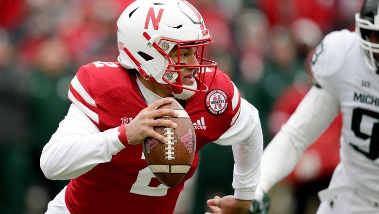 3 FGs in 4th quarter carry Nebraska to 9-6 win over Spartans