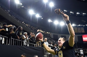 Saints, Rams, Chiefs repeat as top 3 in AP Pro32 poll
