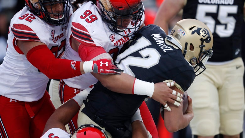 No. 14 Utah State survives on Colorado State penalty