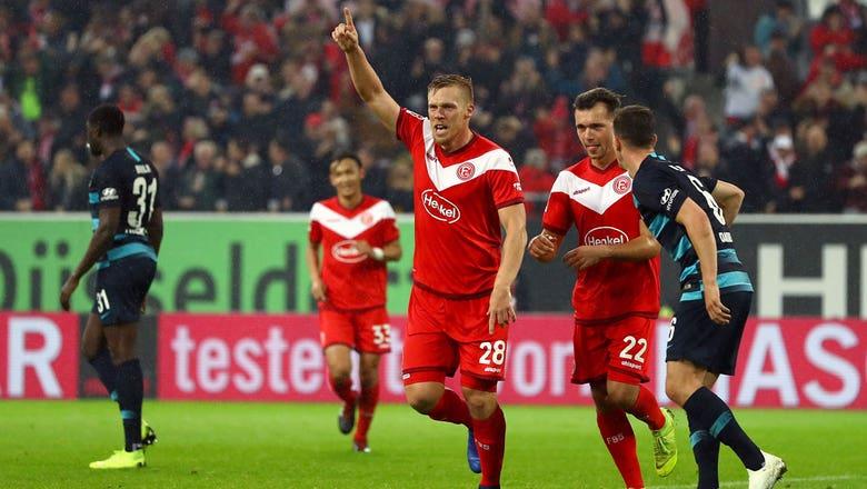 Fortuna Düsseldorf vs. Hertha BSC Berlin | 2018-19 Bundesliga Highlights