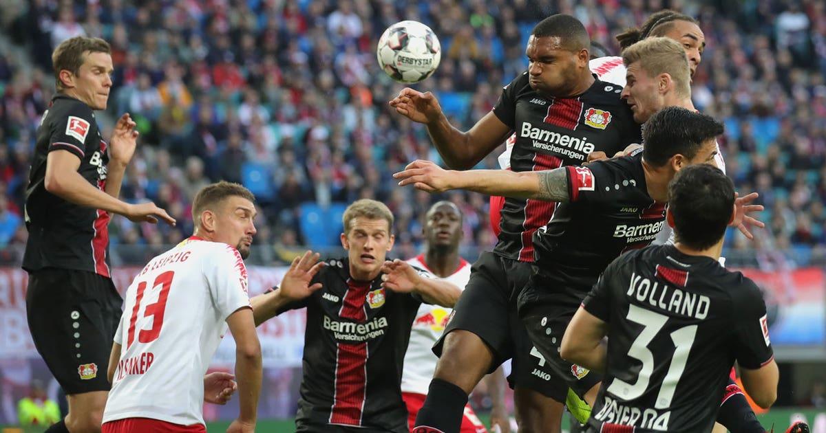 RB Leipzig vs. Bayer Leverkusen | 2018-19 Bundesliga Highlights