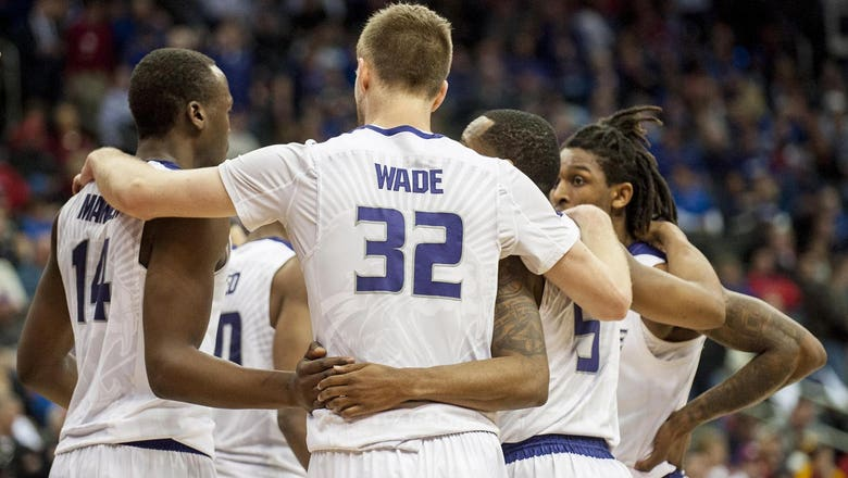 No. 12 K-State rallies past Penn, will face Missouri in Paradise Jam championship