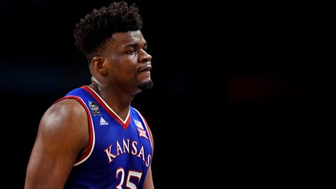 Udoka Azubuike to miss remainder of season with wrist injury