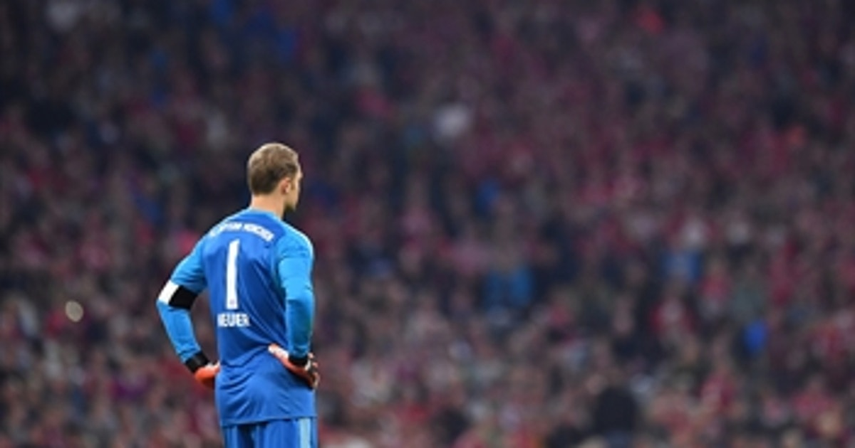 Top 5 Saves Manuel Neuer vs. Borussia Dortmund