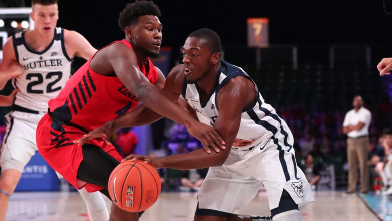 Butler rallies late but falls short in 69-64 loss to Dayton