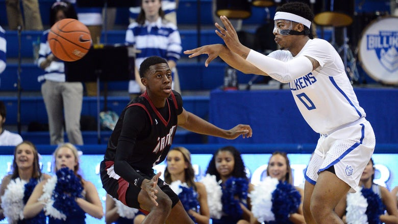 Billikens rally late, defeating Troy 62-58 for second victory