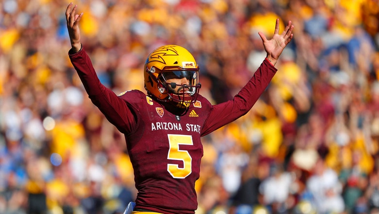 Sun Devils down UCLA, title hopes still alive