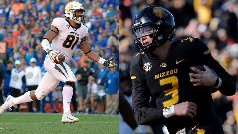 Mizzou's Okwuegbunam, Lock could be among SEC's many first-round draft picks