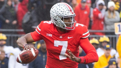 The Contender: Dwayne Haskins, Ohio State QB
