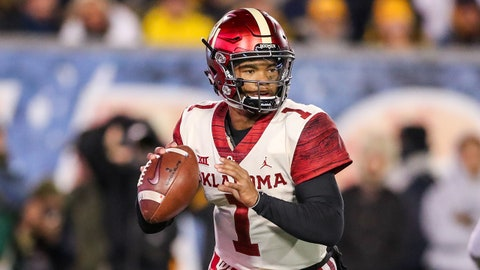 The Contender: Kyler Murray, Oklahoma QB