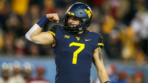The Contender: Will Grier, West Virginia QB