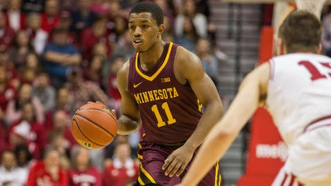 Isaiah Washington, Gophers guard (⬇ DOWN)
