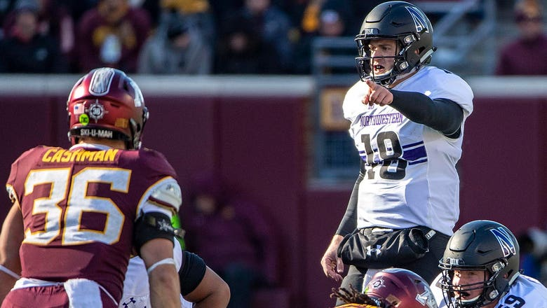 Gophers commit three turnovers, lose 24-14 to Northwestern