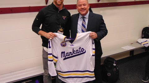 Minnesota State Men's Hockey