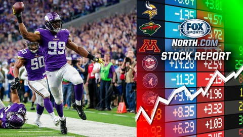 Danielle Hunter (⬆ UP)