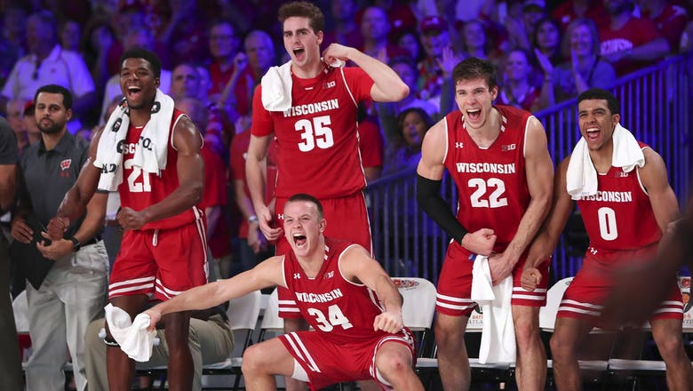 No. 25 Badgers top Oklahoma, advance in Battle 4 Atlantis