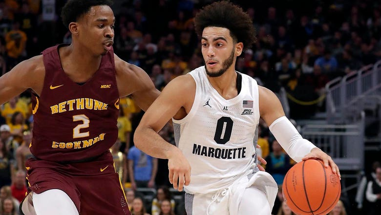 Marquette jumps into AP Top 25 poll at No. 24
