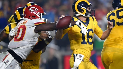 NFL's top remaining free agent Justin Houston signing with Colts