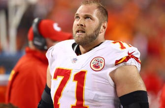 Chiefs' Schwartz returns to Cleveland, where he learned from the master