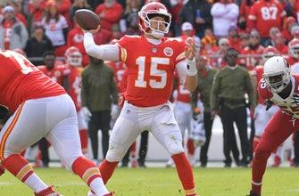 Mahomes breaks Chiefs' single-season TD record in 26-14 win over Cardinals