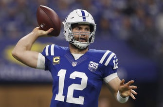 Colts, Cowboys enter matchup in Indy with a head of steam