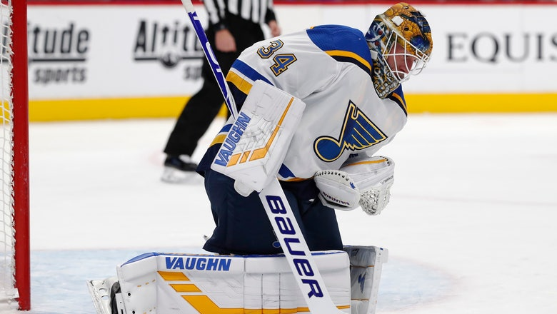 Blues get another shot at Jets after tough loss two weeks ago