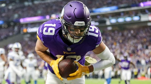Adam Thielen (⬇ DOWN)