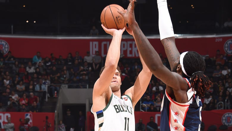 Twi-lights: The best of Bucks at Clippers