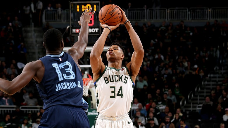 Bucks' shooters struggle from deep in 116-113 loss to Grizzlies