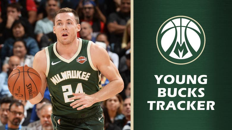 Bucks' Connaughton contributing, making pitch for more playing time