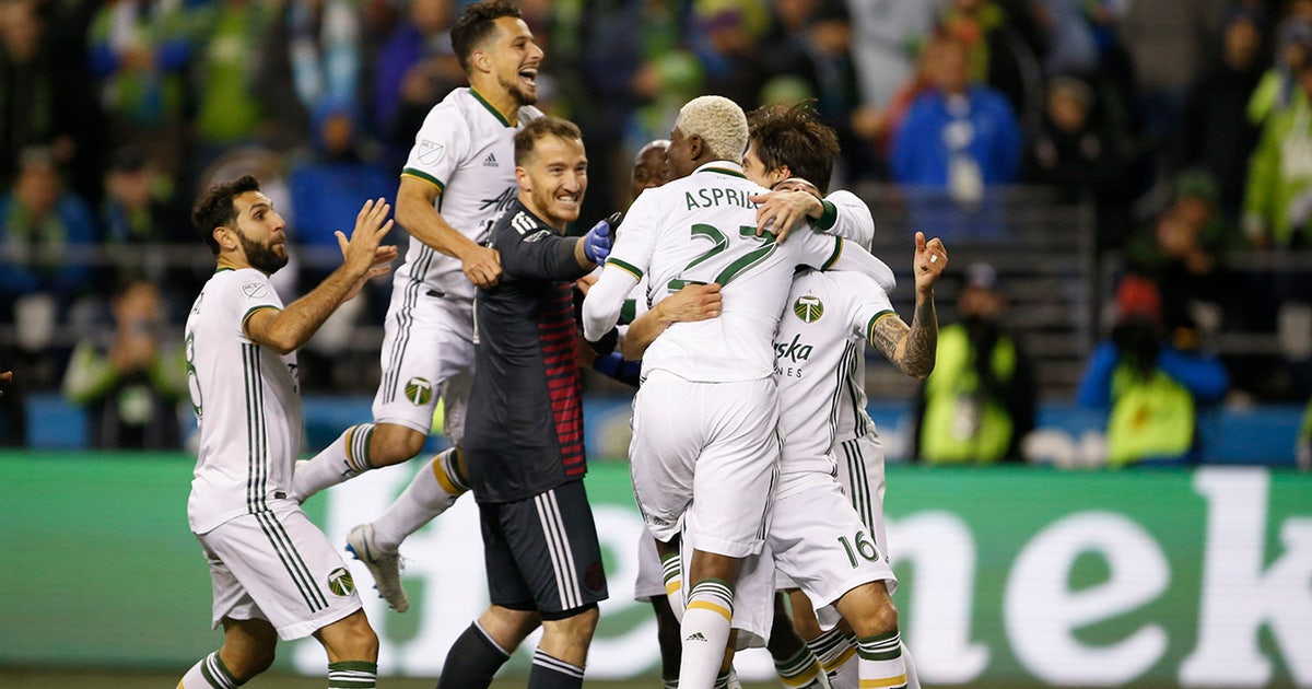 Watch the penalty kick shootout between the Seattle Sounders and Portland Timbers | Audi 2018 MLS Cup Playoffs
