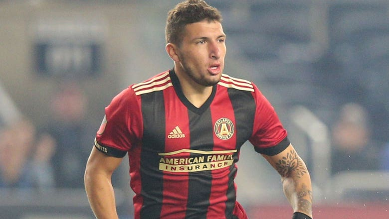 Remedi first career MLS goal gives Atlanta 1-0 lead | Audi 2018 MLS Cup Playoffs