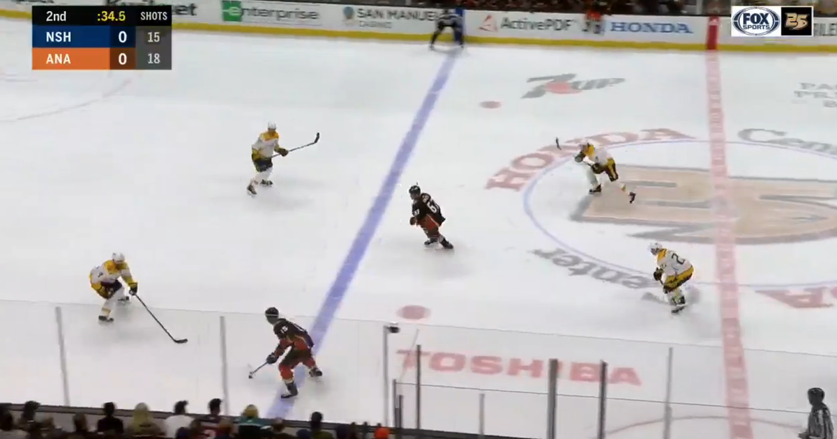 HIGHLIGHTS: Ducks top Predators 2-1 in shootout