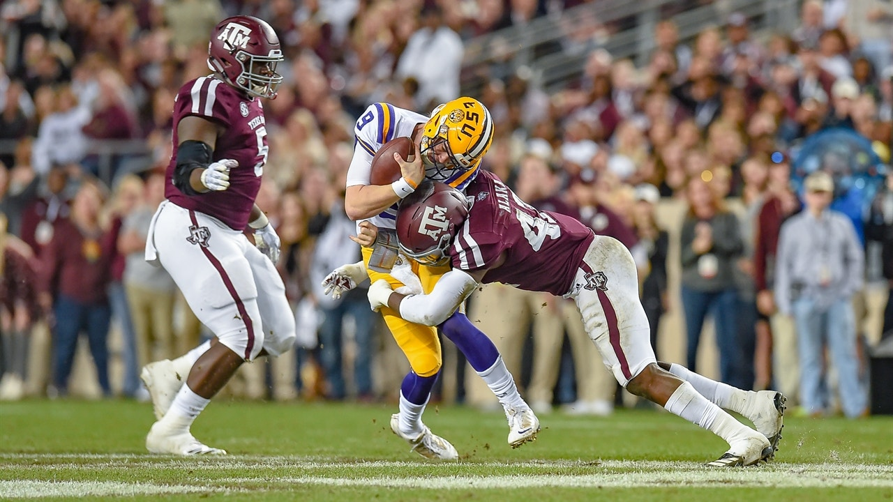 No  22 Texas A&M and No  7 LSU make history in their 7-overtime 74-72  thriller