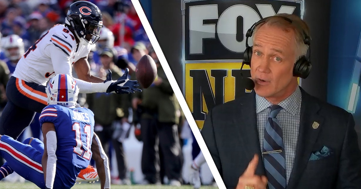 Daryl Johnston: After dominating Buffalo, the Bears are a team to watch (VIDEO)