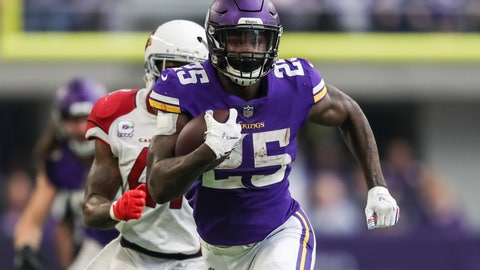 START: Latavius Murray, RB, Vikings