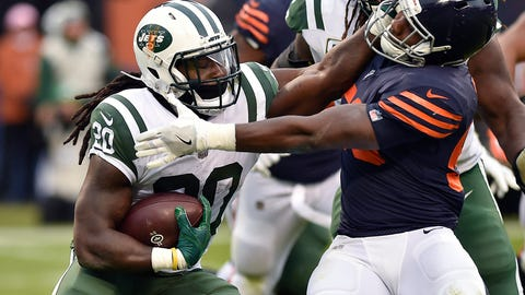 SIT: Isaiah Crowell, RB, Jets