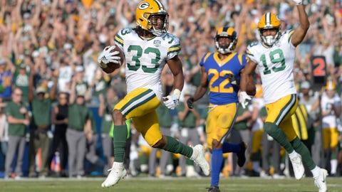 SIT: Aaron Jones, RB, Packers