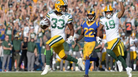SIT: Aaron Jones, RB, Packers