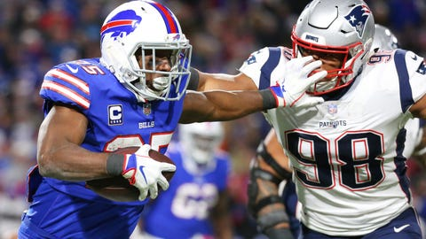 SIT: LeSean McCoy, RB, Bills